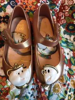 Limited edition beauty and the beast shoes