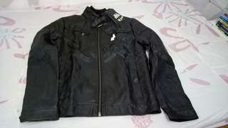 Leather jacket from europe