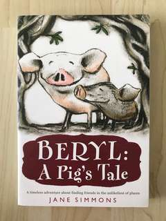 Beryl: A Pig's Tale by Jane Simmons