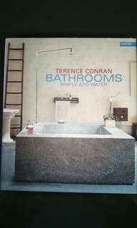 "Terrance Conran's ""Bathrooms: Simply Add Water"""