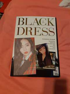 SELLING CLC BLACK DRESS ALBUM + YEEUN FULL SET NO POSTER