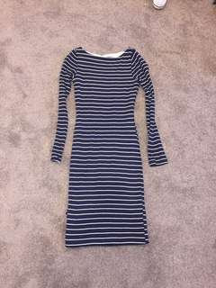 Kookai merino wool dress