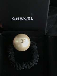 Chanel 珍珠橡筋