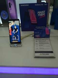 Samsung A6 bisa di cicil,proses cepat 3 menit