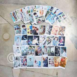 <20% OFF> BTS Love Yourself HER Era Lomo Card Set (100 pcs) + FREE Metal Box OR Card Album