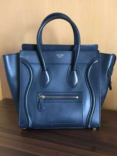 Celine Mirco Luggage