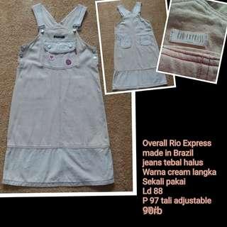 Overall Rio Express