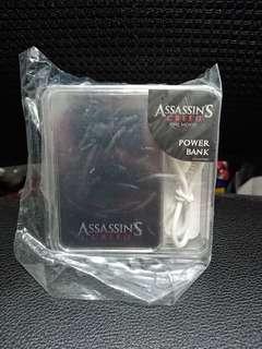 Assassin's Creed Movie Promo Powerbank