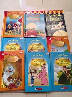 Robin & Ladybird series