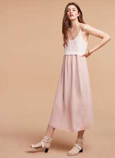 Aritzia Wilfred Bisous Dress