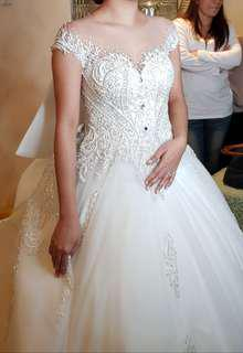 Edward Teng Wedding Gown Small/Petite