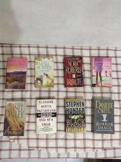 Assorted Books!!