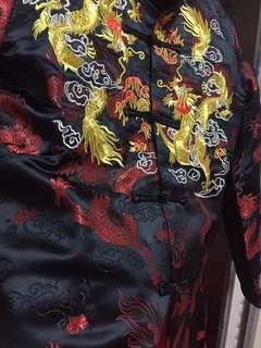 新郎 馬褂 禮服