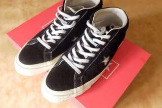 Sepatu Converse One Star Suede 70s
