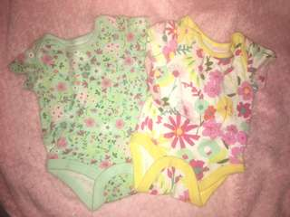 Mothercare onesie w/ sleeves