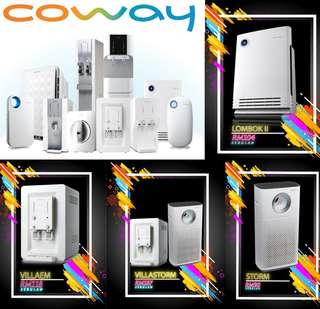 Coway Air Purifier / Water Purifier