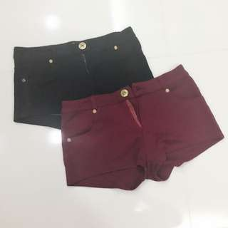 Shorts Pants-Both for $6 only!