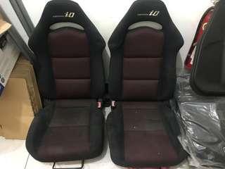 Global Lancer io整組原廠賽車椅
