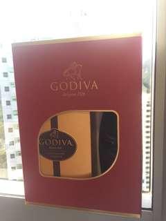 Godiva Chocolate Liqueur Boxset