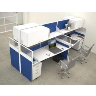 Workstation, Partition, Divider - Office Furniture