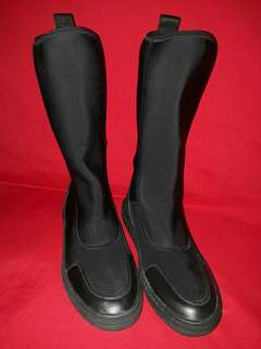 Alexander Wang Nylon Boots Authentic