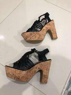 Rubi heels wedges