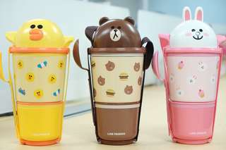 Line x 7-Eleven - Lunch Containers