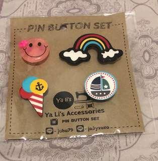 Pin Button yg lucu