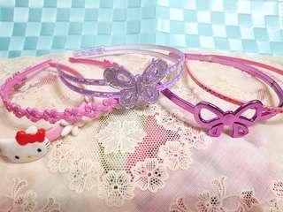 🚚 🌈5入組 ❤女童 髮箍 髮飾品🌈