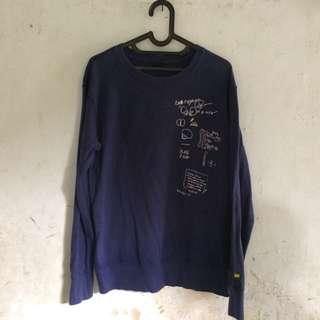 uniqlo x JMB Sweater/ hoodie/ crewneck