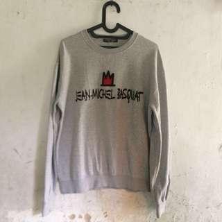 JMB jean michel basquiat Crewneck/hoodie bukan uniqlo