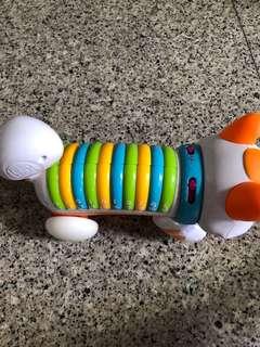 Leapfrog cat