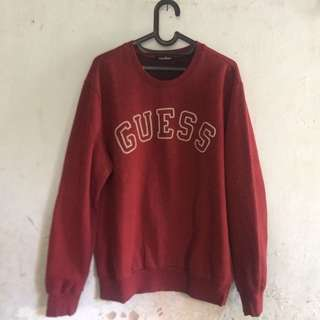 Guess Crewneck/ hoodie/ sweater