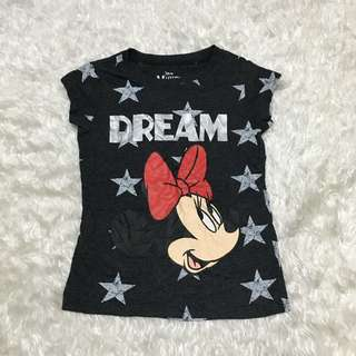 Minnie Mouse Shirt 4T-5T