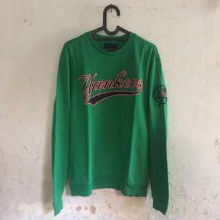 yankess MBL Crewneck/ hoodie/ sweater bukan uniqlo