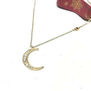 ✨Crescent Necklace