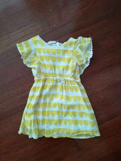 Pre - loved girls dress for sale