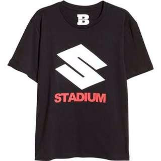 Justin Bieber Stadium Tee