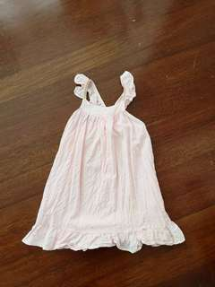 Pre-loved toddlers dress for sale