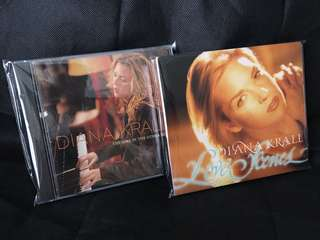 Diana Krall 2 CDs Album