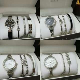 Anne Klein Watches set