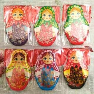 Russian Dolls Ref/ Fridge Magnet