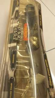 Star Wars Micro Machine 5 in set