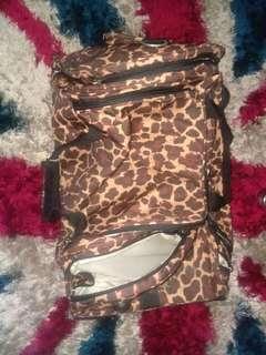 Preloved luggage bag