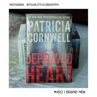 Depraved Heart - Patricia Cornwell