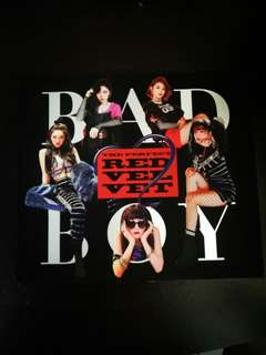 Red Velvet <BAD BOY>