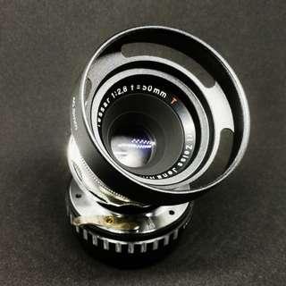 Rare Carl Zeiss Jena Tessar 14 blades - Olympus Sony Fuji