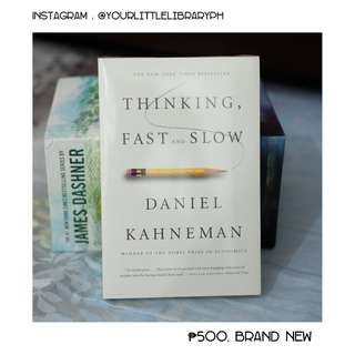 Thinking Fast and Slow (Self-help book)