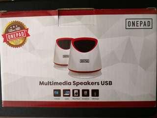 Multimedia Speakers USB