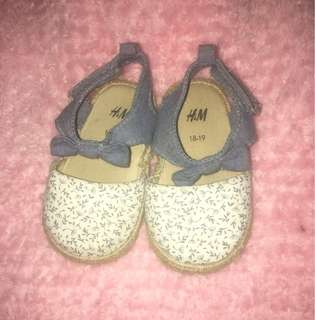 H&M baby sandals